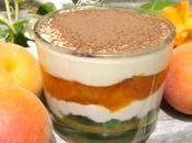 Tiramisu abricots Earl Grey