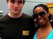 Robert Pattinson with