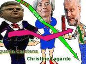 Bataille sans merci entre pays émergents ancien système capitalisme ruiné plusieurs avide développement. Christine Lagarde Agustin Carstens course...
