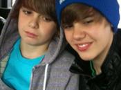 Justin Bieber avec Christian Beadles