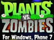 Plants Zombies Windows Phone