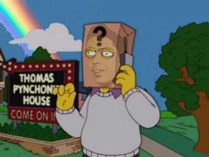 Rencontre virtuelle avec Thomas Pynchon
