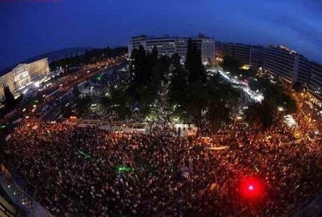 Place de Syntagma (place de la Constitution)