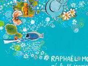 Tableau naissance pour Raphaël Moana