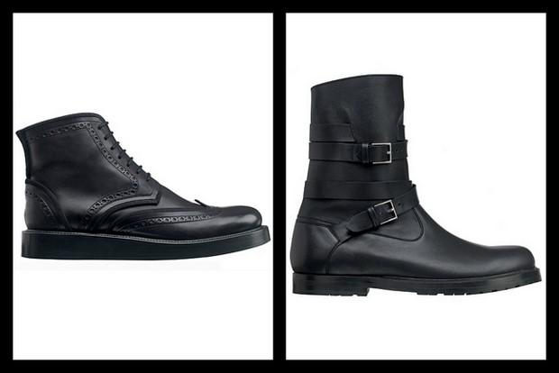 dh DIOR HOMME Chaussures + Sacs Hiver 2012