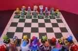 zeldachess2 550x412 160x105 Un jeu déchecs Zelda sculpté à la main