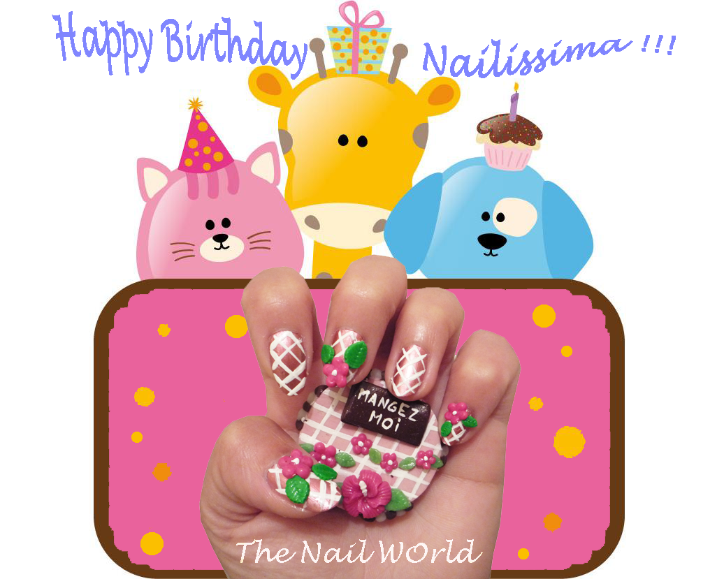 Nailissima birthday