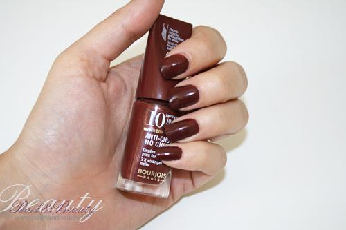 Vernis | Brun Chic durant 10 jours
