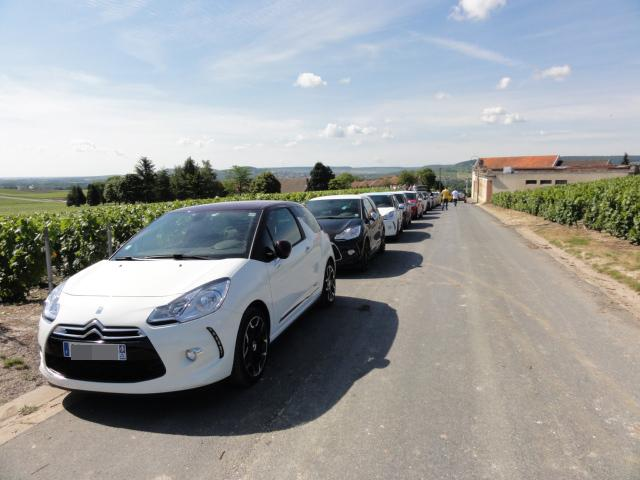[Divers-My Life] Un week end en Champagne #DS3