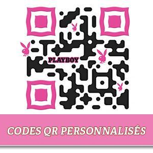 Codes QR personnalisés