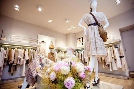 Soirée shopping et relooking chez Caroll