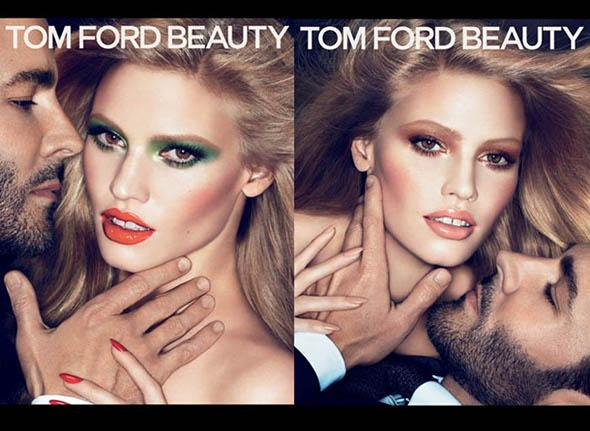 Tom Ford se lance dans le maquillage!