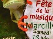 fête musique Marcilly samedi juin 2011