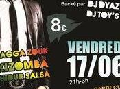 Mika Mendes Showcase Zouk Salsa Kizomba Toy's Dyaz