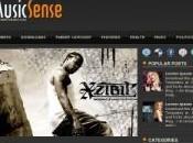 MusicSense Blogger