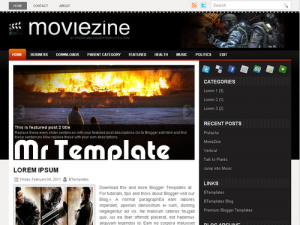 MovieZine Blogger
