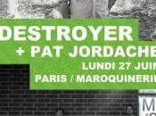 Destroyer, juin Maroquinerie