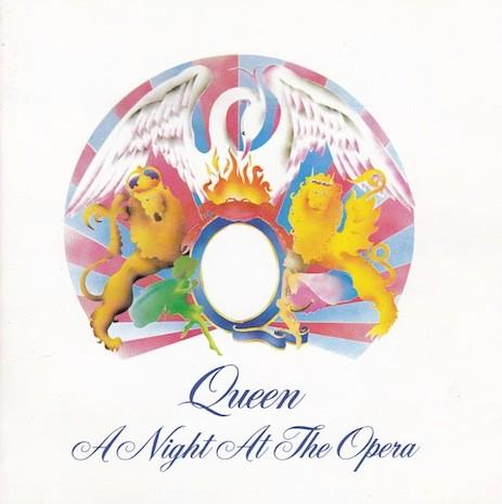 Queen #1-A Night At The Opera-1975