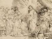 Figure Christ Rembrandt Louvre