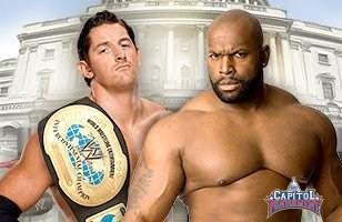 Ezekiel Jackson s'empare de la ceinture de Champion Intercontinental lors de Capitol Punishment 2011