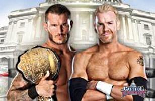 Randy Orton conserve sa ceinture de Champion du Monde Poids Lourds lors de Capitol Punishment 2011