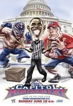 Le nouveau PPV de la WWE Capitol Punishment 2011