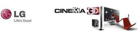 Cinema 3D LG les différences