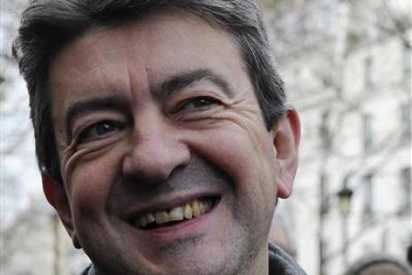 candidat du Front de gauche pour 2012