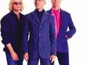 dates tournée R.E.M.