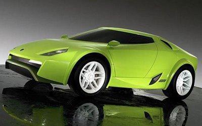 Paris Concept Cars Exhibition - Exposition Concept Cars Paris Invalides