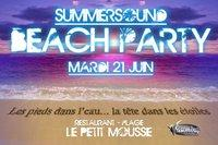 Juin Beach Party