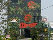 Hôtel thême Jurassic Park Japon