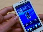 Gingerbread arrive pour Sony Ericsson Xperia