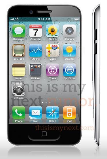 iPhone 5 : nouveau design, annonce et commercialisation courant août ?