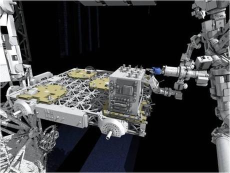 Les robots prennent leurs quartiers dans l'espace !