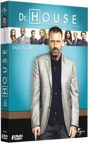 Test DVD: Dr House – Saison 6