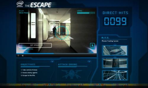 22 the escape intel 04 500x298 The Escape, dIntel un takeover Youtube vraiment énorme !