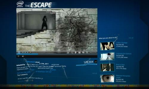 22 the escape intel 01 500x298 The Escape, dIntel un takeover Youtube vraiment énorme !