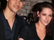 Kristen Stewart, Taylor Lautner Chris Weitz after party better life