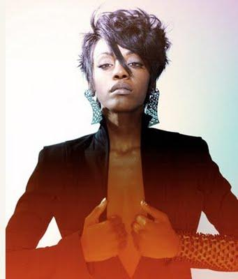 Dawn Richard lance son