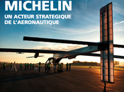 Aviation Michelin partenaire Solar Impulse, l'avion solaire