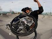 Wheelz, rider fauteuil