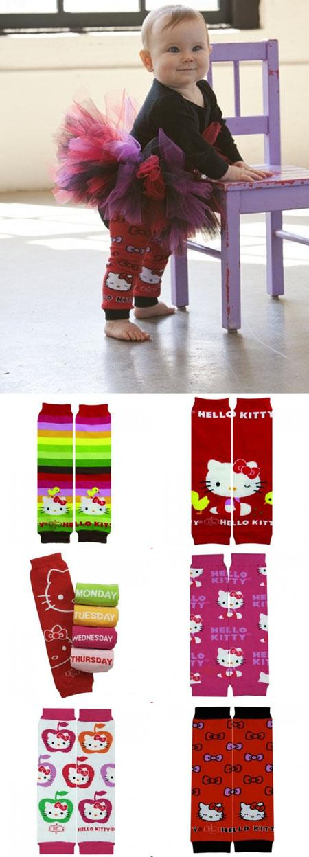 BabyLegs for Hello kitty