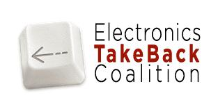 Logo - Electronics TakeBack Coalition