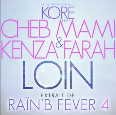 cheb mami feat kenza farah loin