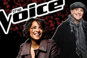 The Voice : les deux chanteuses lesbiennes sont en finale