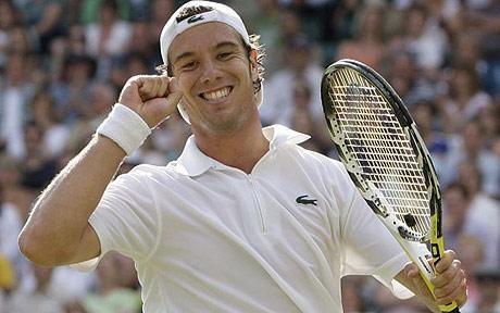 Wimbledon : Gasquet maîtrise son sujet