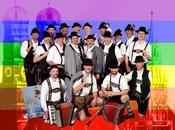 télévision bavaroise consacre reportage Schuhplattler gays. Ambiance!