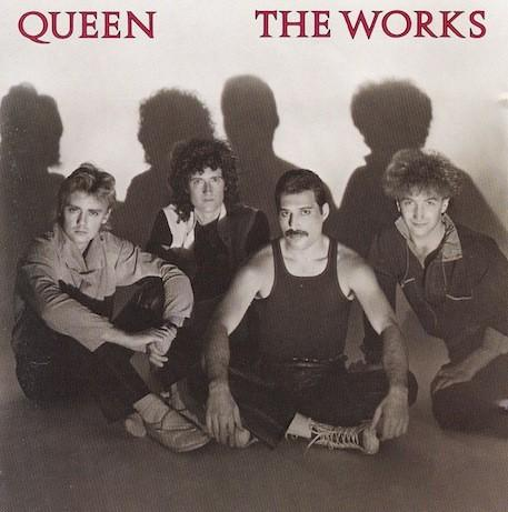 Queen #1-The Works-1984