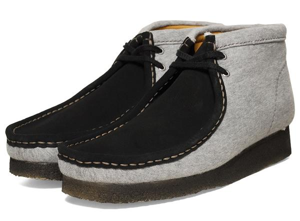 LOOPWHEELER FOR CLARKS ORIGINALS WALLABEE BOOT